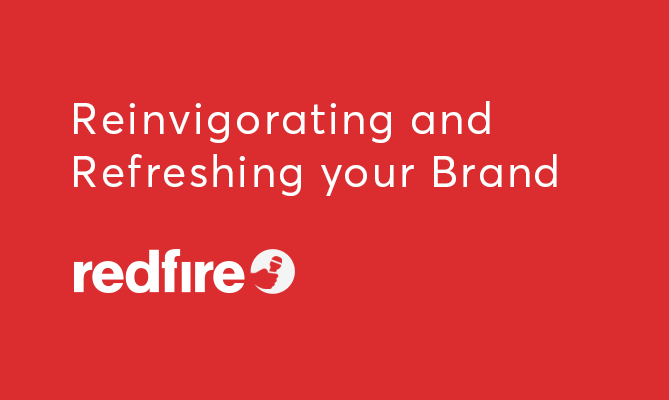 Reinvigorating and Refreshing Your Brand