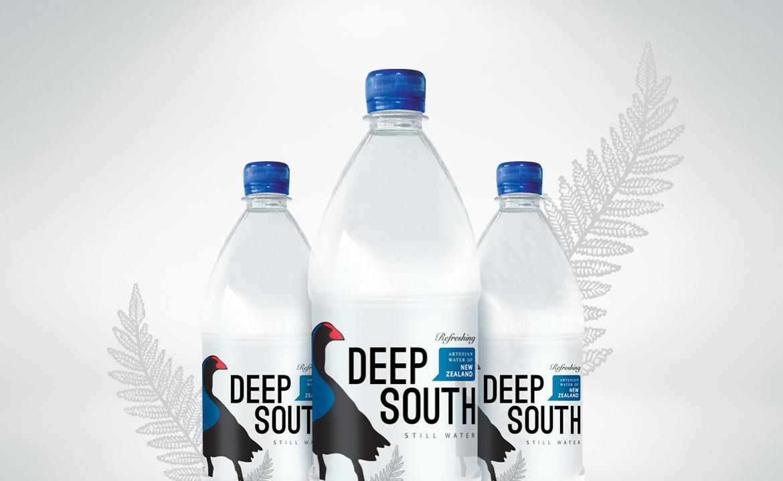 Packaging: Deep South Water