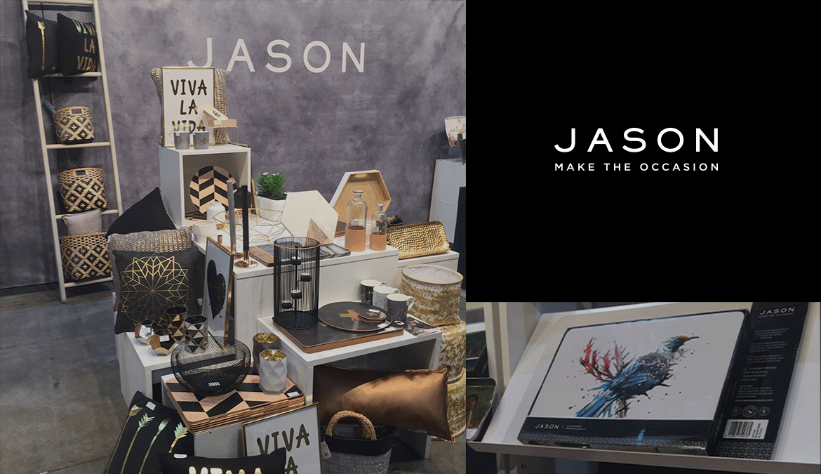 Jason oozing style and design