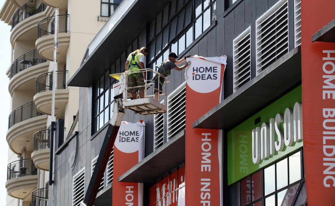 Home Ideas Centre – New Brand Launched