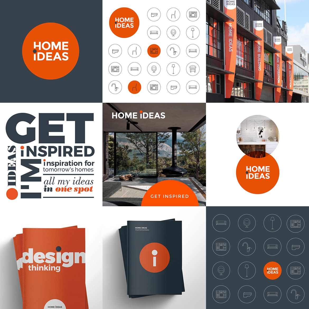 Home Ideas Brand Design