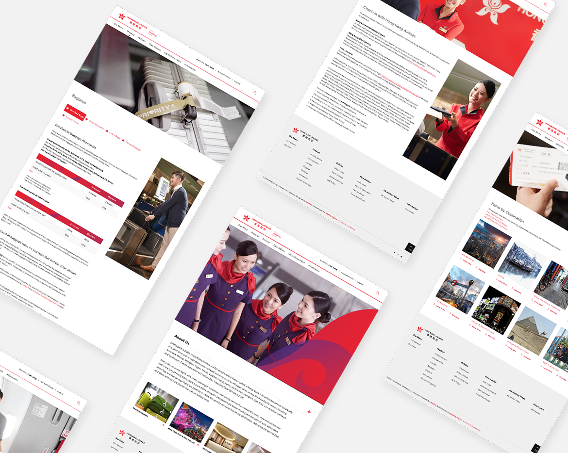 redfire-design-hong kong airlines website 02