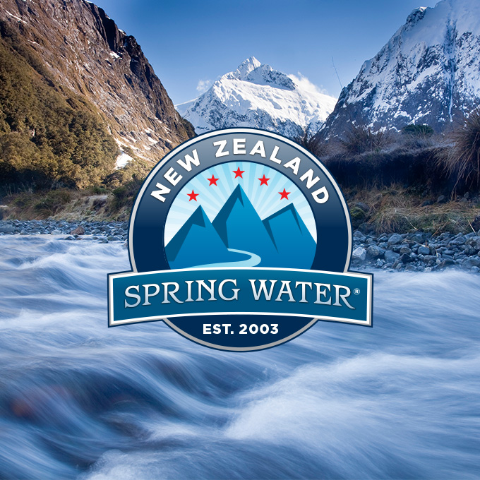 New Zealand Spring Water