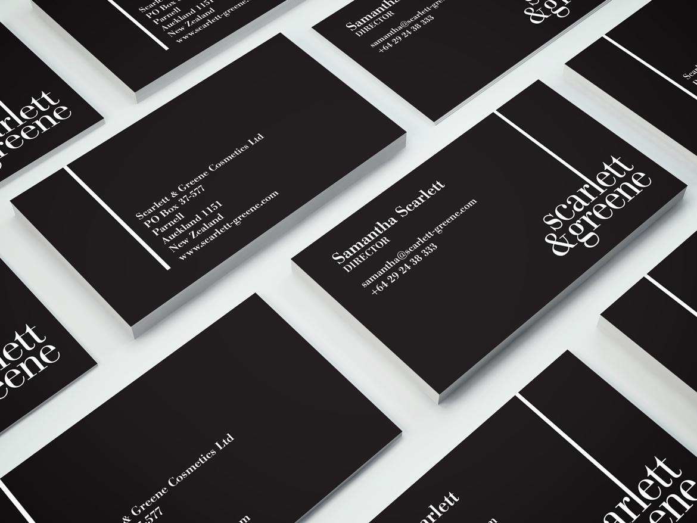 REDFIRE_scarlett&greene-businesscard_photography_branding_packaging_digital_graphicdesign_advertising_brochure_designagency
