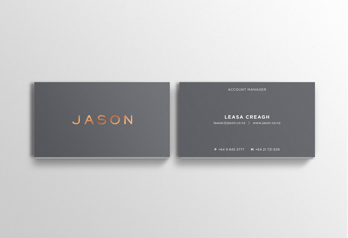 JASON BCARDS – redfire-design