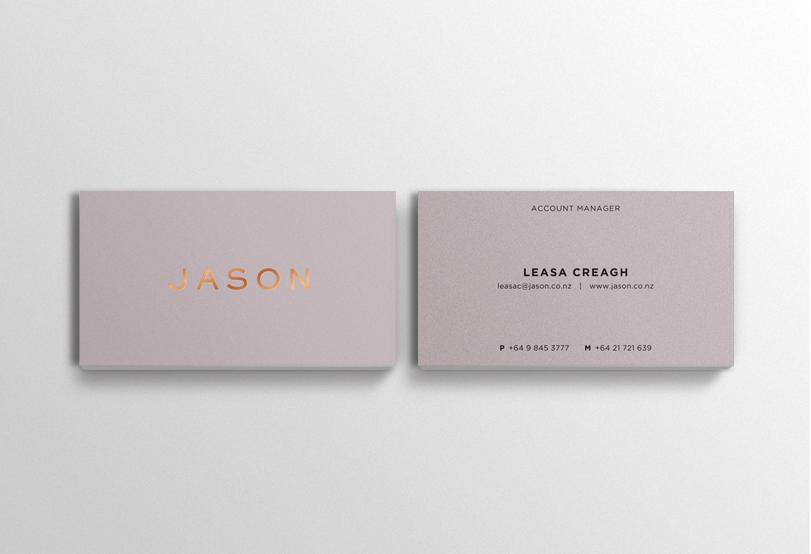 JASON BCARDS -redfire-design