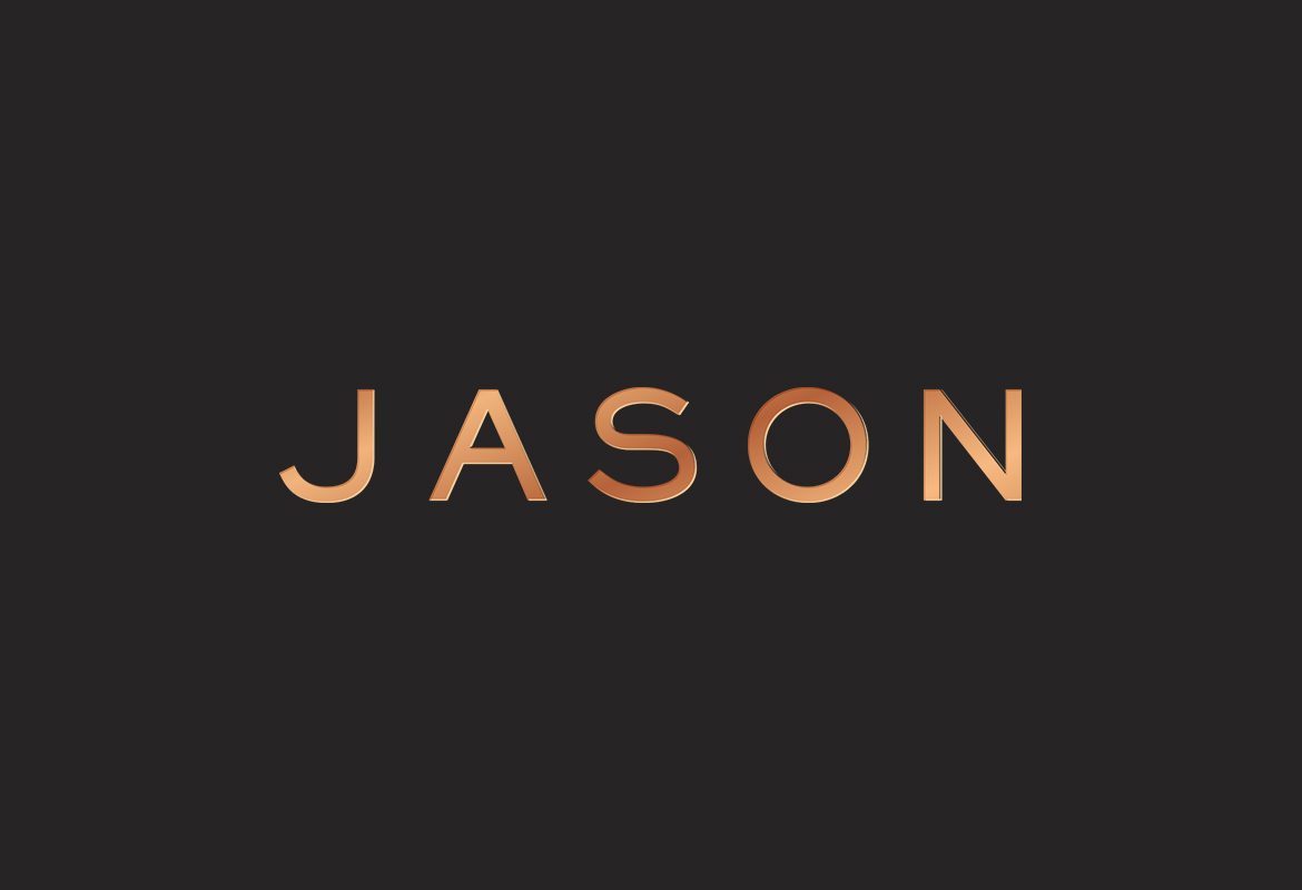 JASON Copper Metallic LOGO 3 – redfire-design