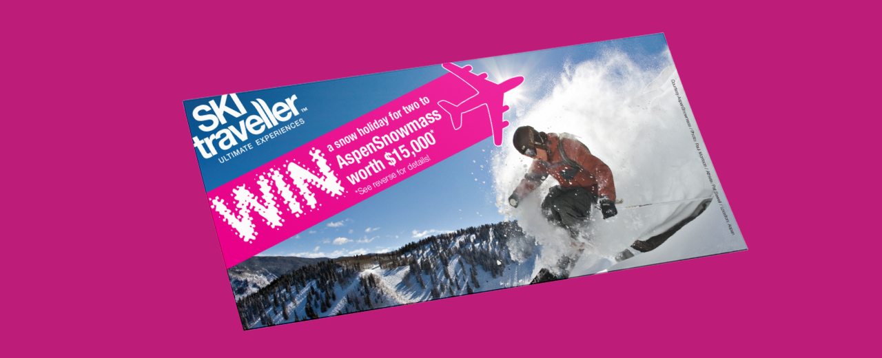 SKITRAVELLER-skiadvertisingFlyer_Redfire