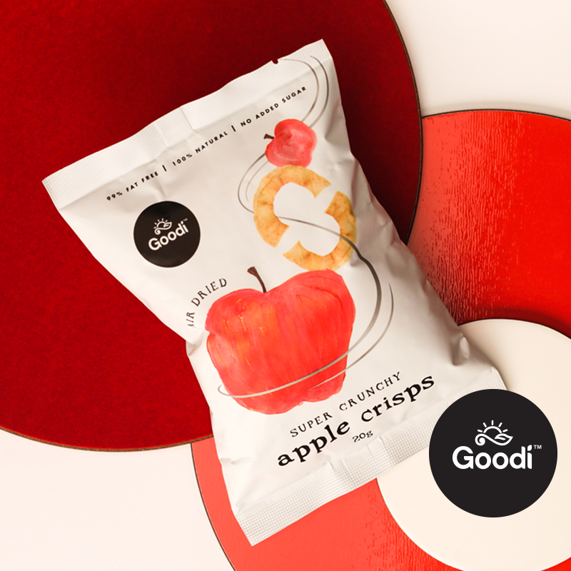 Goodi Apple Crisps