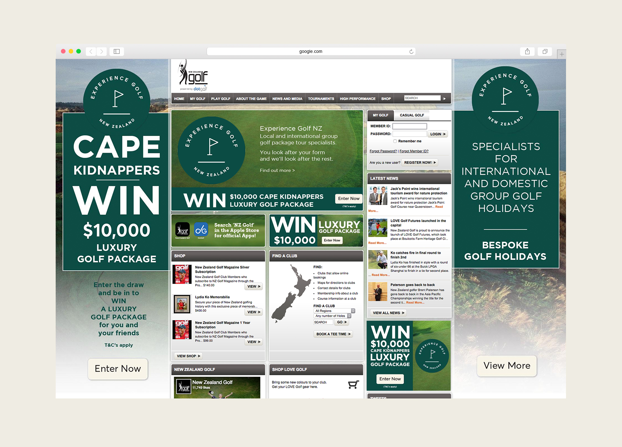 REDFIRE_experiencegolf_photography_branding_packaging_digital_graphicdesign_advertising_brochure_designagency