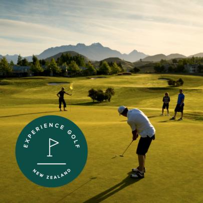 Experience Golf New Zealand