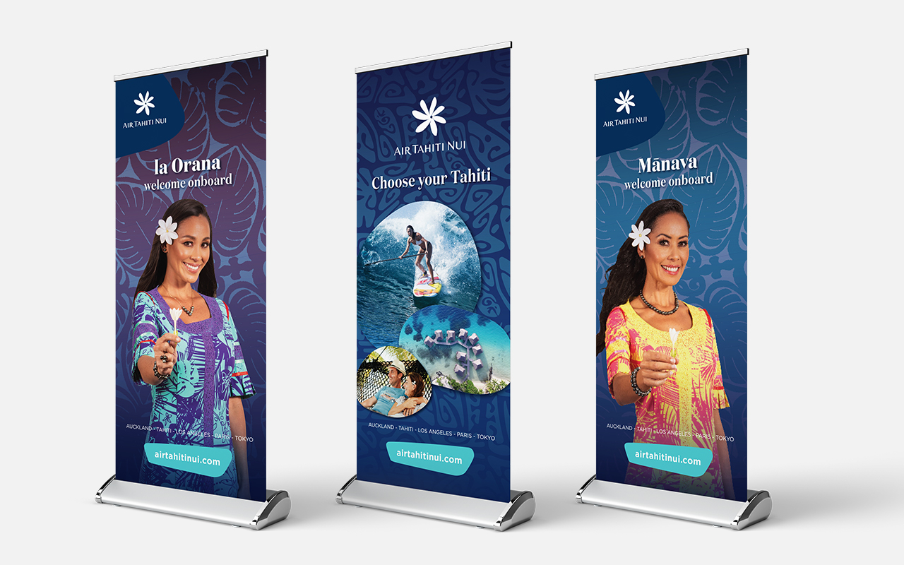 REDFIRE_AirTahitiNui_campaign_advertising_designagency_displaystand