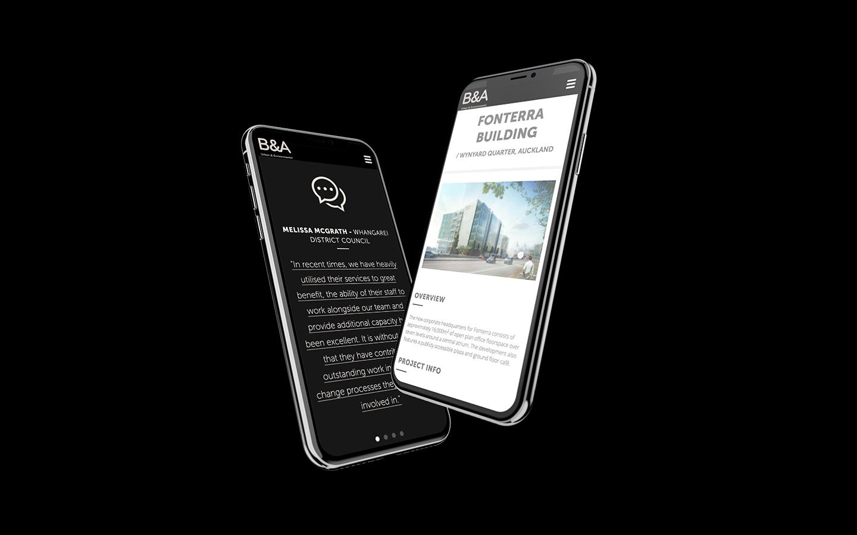 Barker_and_associates_Digital_design_marketing_graphic_design_redfire