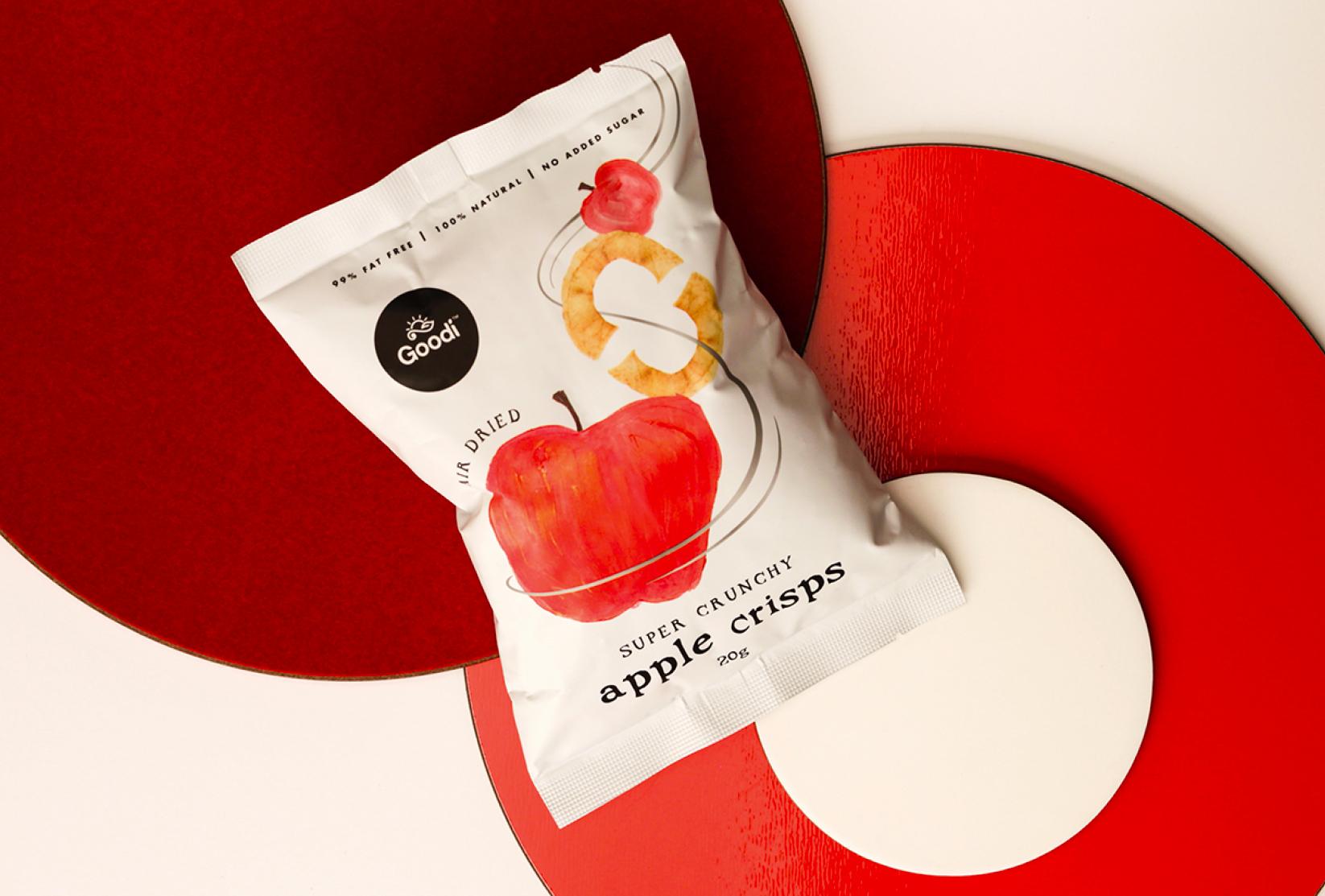 Goodi Apple Crisps