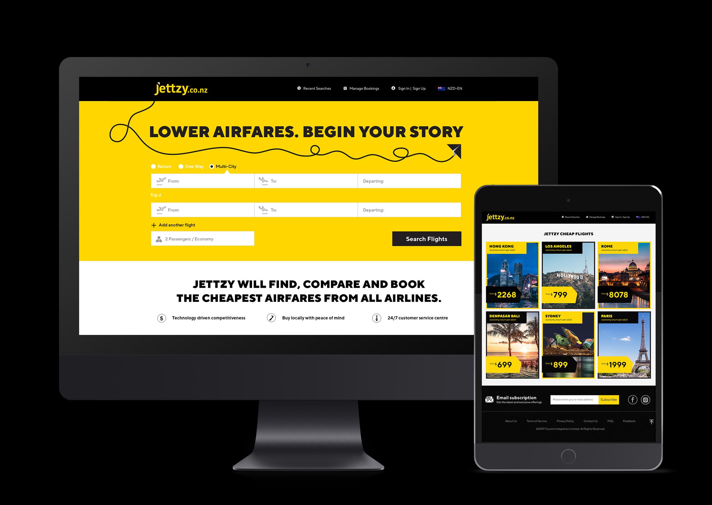 JettzyImacIpad-Homepage