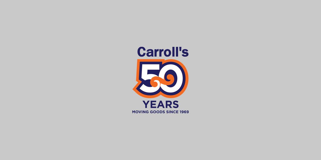 Carrolls_50Year_logo